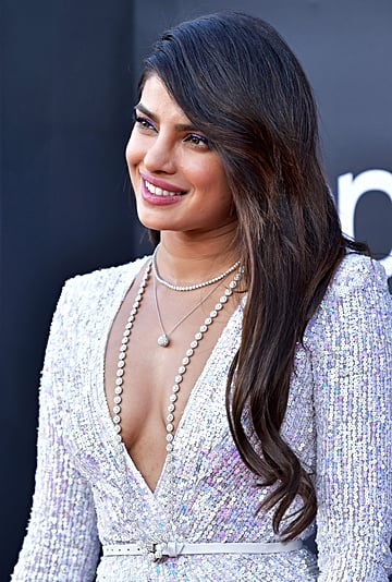 Priyanka Chopra's Long Hair May 2019