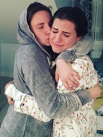 Allison Williams Shares Emotional Goodbye to Girls and Lena Dunham