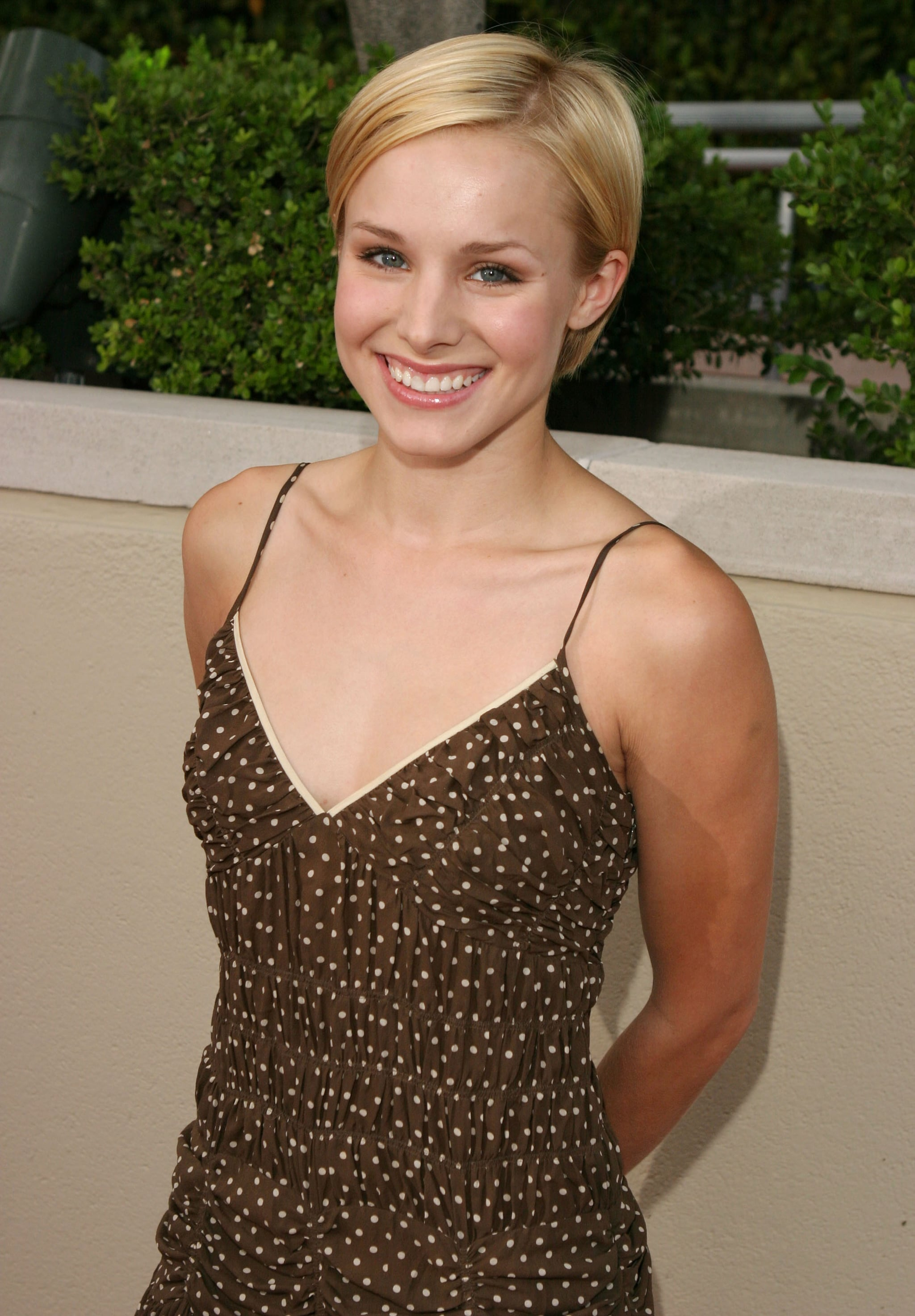 Kristen Bell Best Hair Looks Pictures Popsugar Beauty