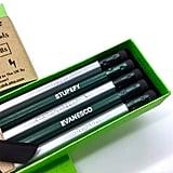 Harry Potter Spell Pencils ($14)