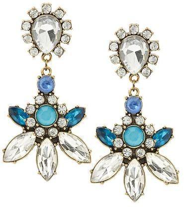 Sabine Rhinestone Earrings