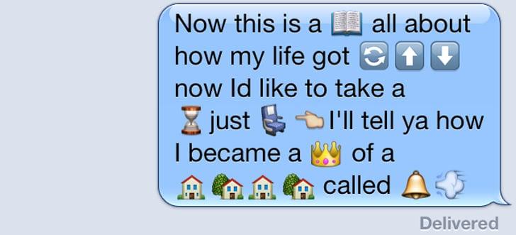 Great Emoji Texts