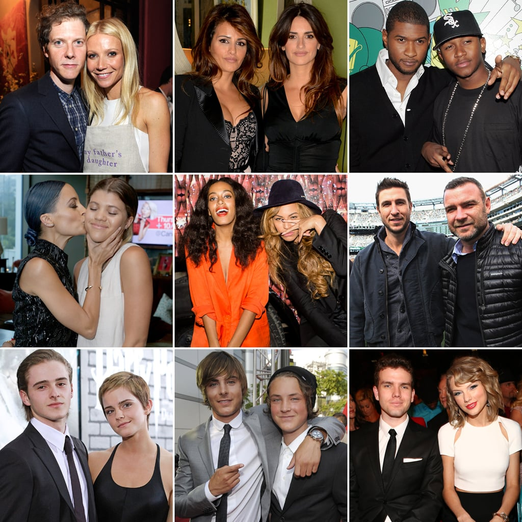 Celebrities With Their Siblings | Pictures