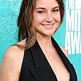 Shailene Woodley attended the 2012 MTV Movie Awards.