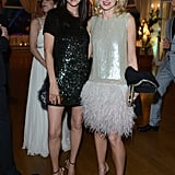 Jennifer Connelly and Naomi Watts posed at Vanity Fair and Gucci's party.