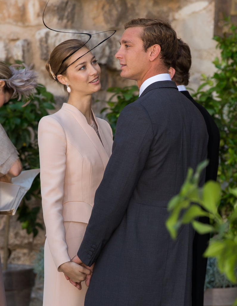 """It's been a big Summer for the British royals, we got to see the Swedish royals get married in a lavish ceremony, and now the Monaco royals are grabbing the spotlight! Pierre Casirahgi and his girlfriend of six years, Beatrice Borromeo, will make it official with a wedding on Saturday. The civil ceremony at Monaco's Pink Palace will reportedly be followed by a garden party, which over 700 people have been invited to. But the """"low-key"""" celebrations aren't the only plans for the couple's nuptials, since they'll have a more extravagant religious ceremony on Beatrice's family's private islands in Italy the following weekend.  Twenty-seven-year-old Pierre, who is the son of Princess Caroline of Monaco and the grandson of Grace Kelly, met Beatrice in 2008 when they were both studying at University Luigi Bocconi in Milan. They became engaged in 2014 after Pierre proposed with a pear-shaped pink diamond. While he's seventh in line for the throne of Monaco, 29-year-old Beatrice, who is a journalist and TV host, has her own impressive family history. She is the daughter of two counts and has seven cardinals of the Roman Catholic Church, including an archbishop of Milan, who was also a saint, in her aristocratic lineage. The Borromeo family still owns the majority of the Borromean Islands on Lake Maggiore in Italy, which they have owned since the 17th century.  Scroll through to see the best pictures of the young couple through the years and then get ready for even more glamour over the next two weeks!"""