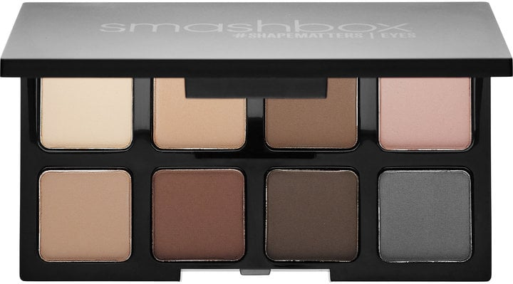 Smashbox Photo Matte Eyes Travel Palette Best Matte Eye Shadow