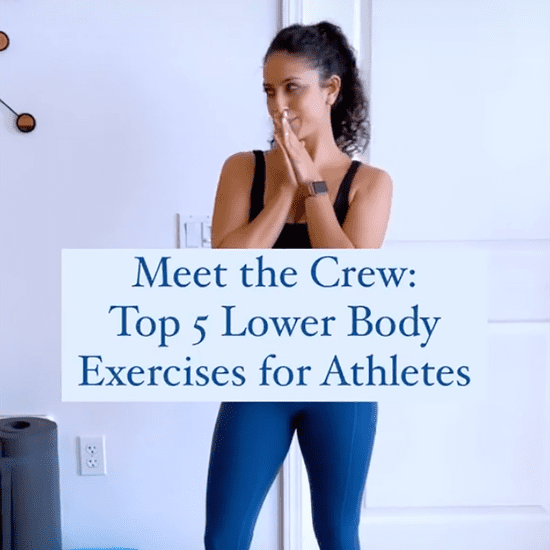 Best Lower-Body Exercises For Athletes From Sports PT
