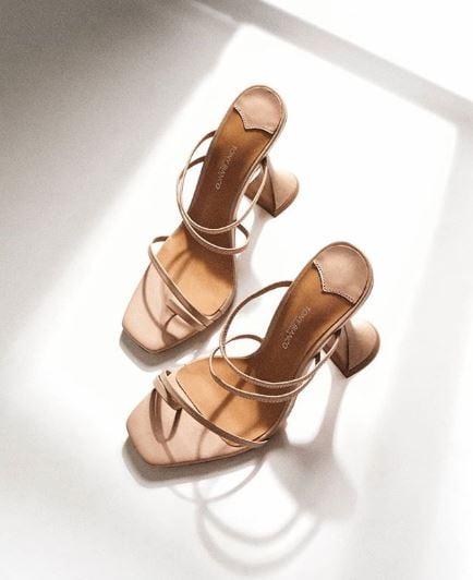 Shop the Best Nude Heels 2020