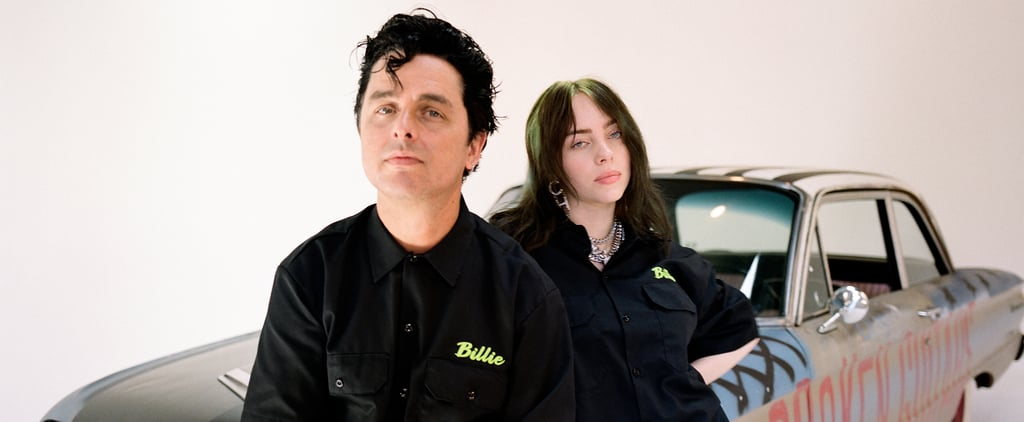Billie Eilish and Billie Joe Armstrong For Rolling Stone
