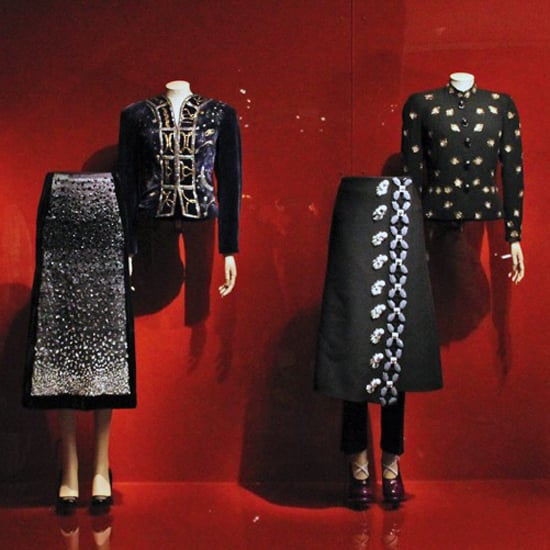 Schiaparelli and Prada Met 2012 Exhibit Pictures