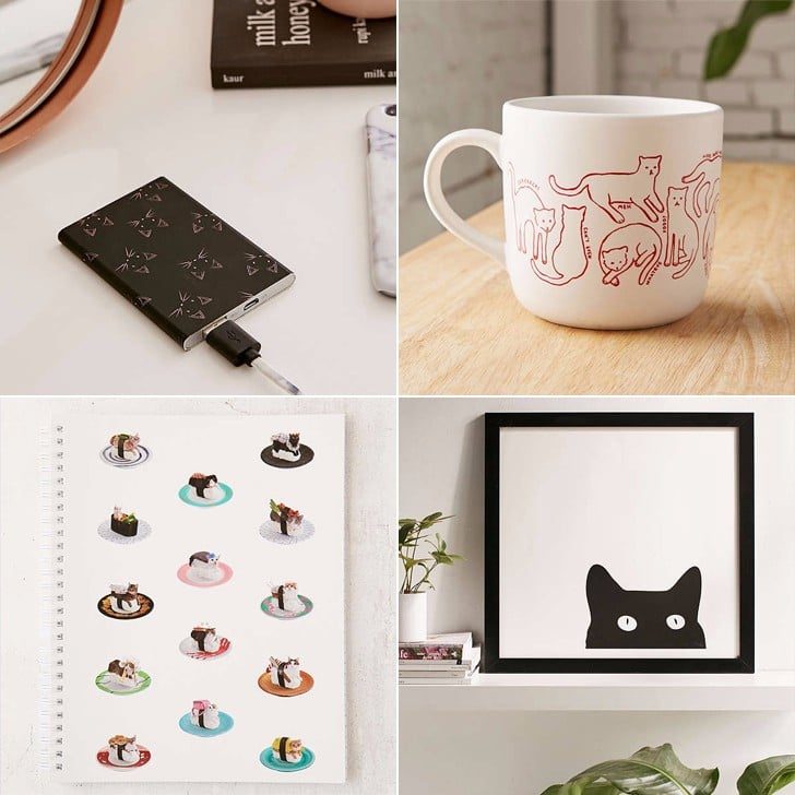 17 Cute Desk Accessories For the Proudest Cat Lady at the Office
