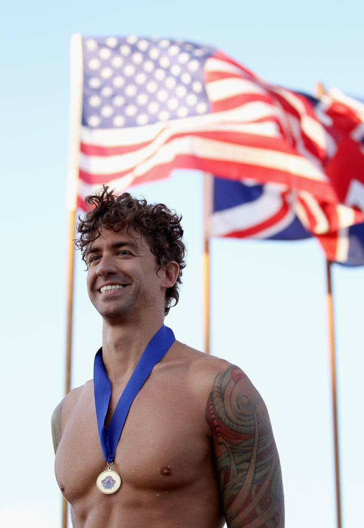 Anthony Ervin  Hot Olympic Male Swimmers  Popsugar Love  Sex Photo 7-6460