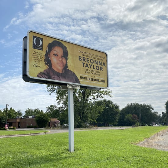 O Magazine's Billboards Demanding Justice For Breonna Taylor