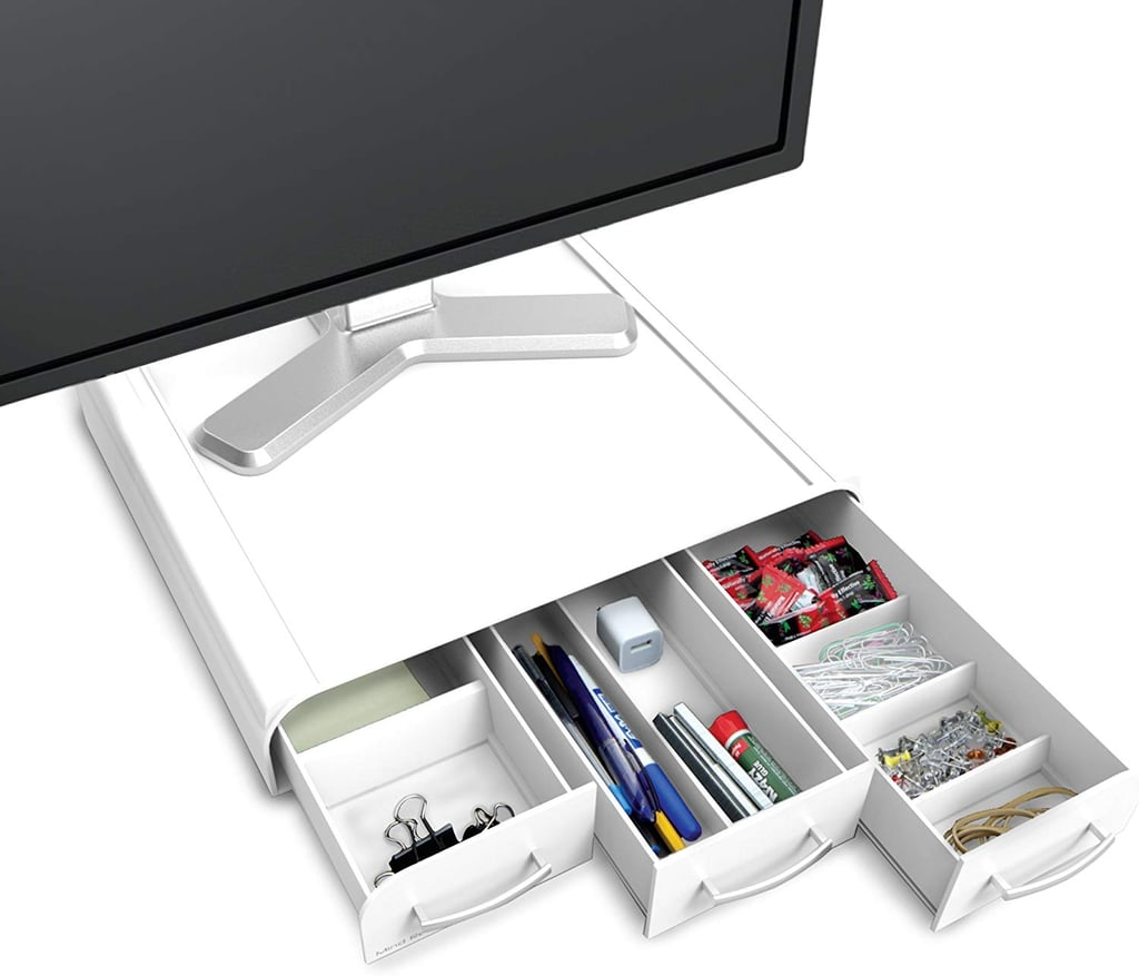 Monitor Stand and Desk Organiser