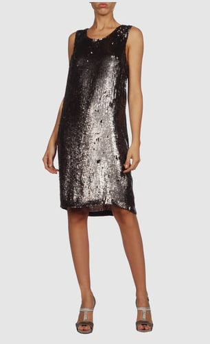 Remember that wedding I was telling you about? This P.A.R.O.S.H. Sequin Dress ($95, originally $265) has fabulous written all over it.