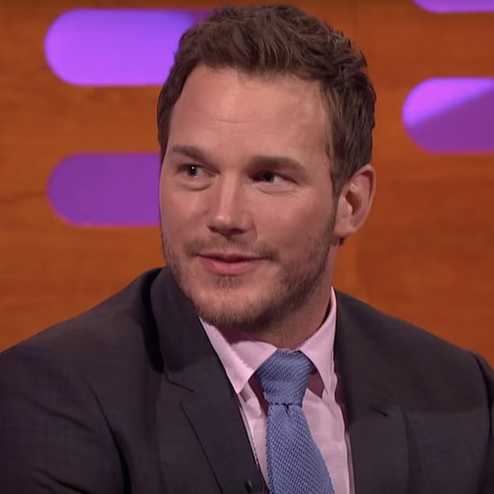 Watch Chris Pratt Explain Amy Poehler's Reaction to Seeing His Penis