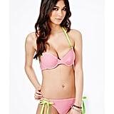 MissGuided Chevron-Print Bikini
