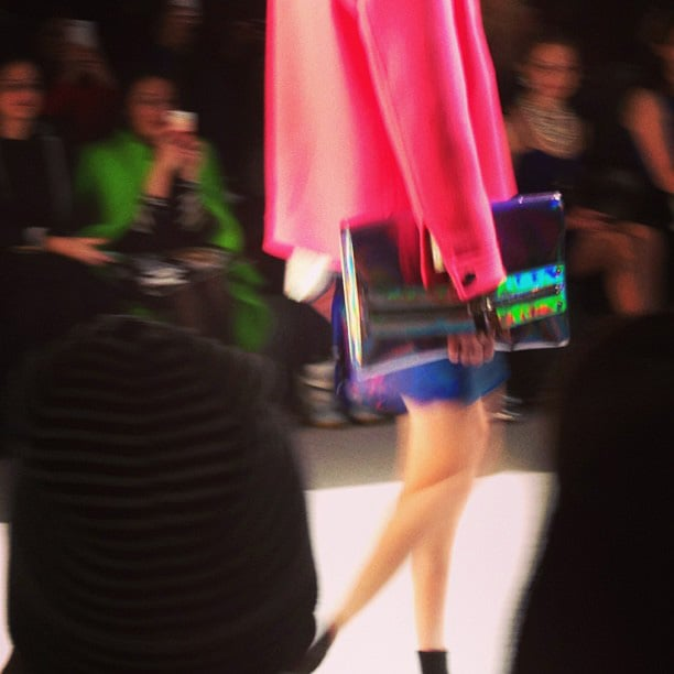 Best Instagram Pictures | New York Fashion Week Fall 2013