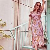 ASTR the Label Chandler Floral Dress