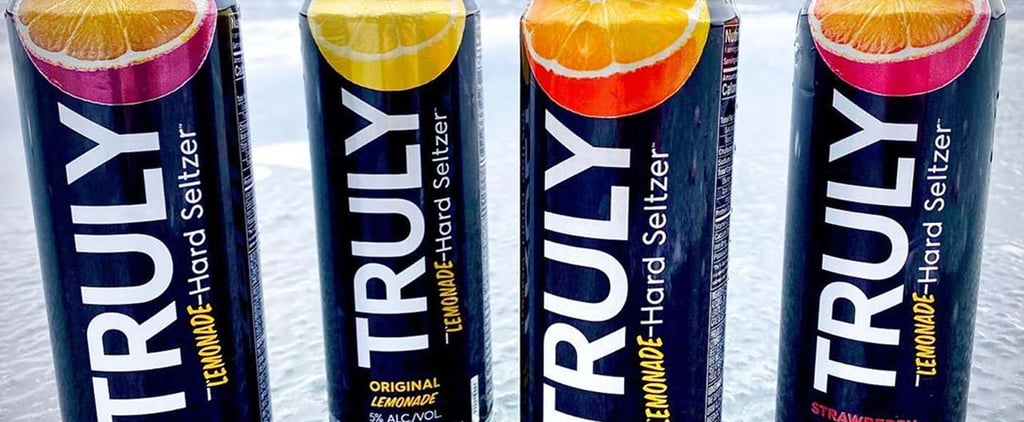 Truly's New Hard Lemonade Is Only 100 Calories Per Can