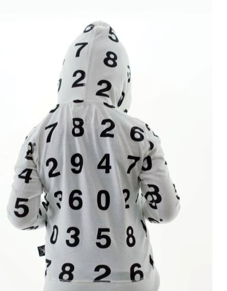 Numeric Hoodie
