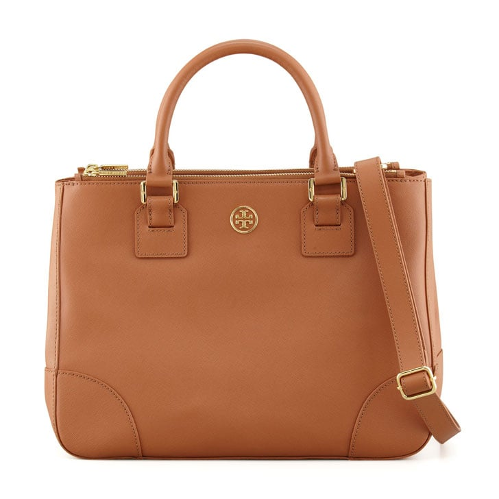 My mum deserves a treat and being a practical woman she would love this bag. Not only does it come in a very versatile colour but also it has several pockets and zips to make it easier to sort and find items! Plus you can't go wrong with Tory Burch for the slightly older woman. — Laura, Shopstyle Australia country manager Bag, approx $648, Tory Burch at Niemen Marcus