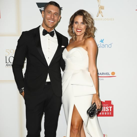 The Bachelor Couples at the 2017 Logies