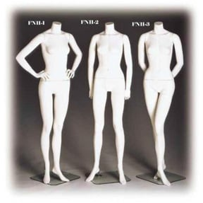 Spain Bans Ultra-Thin Mannequins