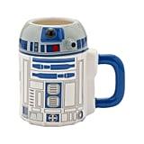 Star Wars R2-D2 20 Ounce Ceramic Sculpted Mug