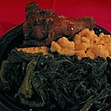 Chicken, Collards, and Macaroni