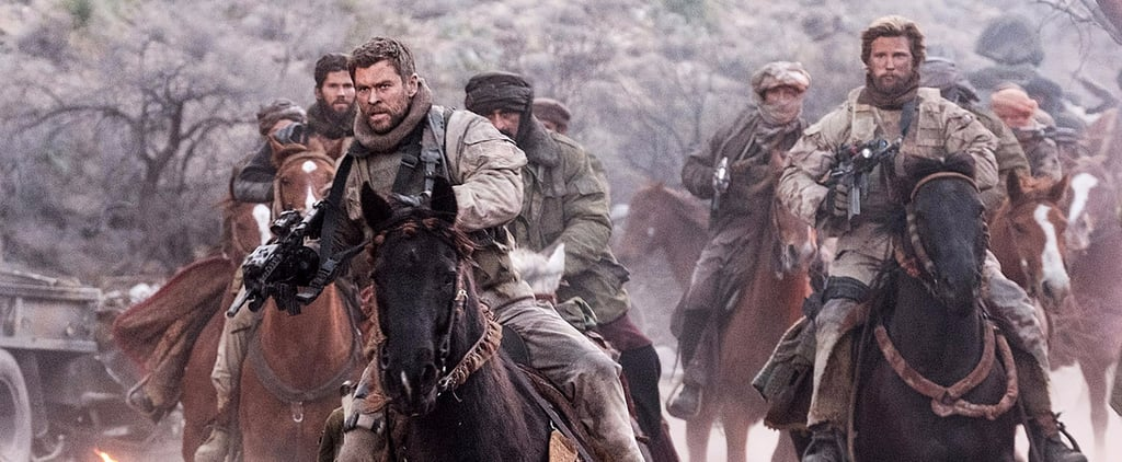 12 Strong: In Which Chris Hemsworth Sexily Rides a Horse to a Rolling Stone Cover