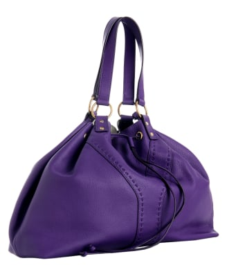 The Bag to Have: YSL Reversible Double Sac