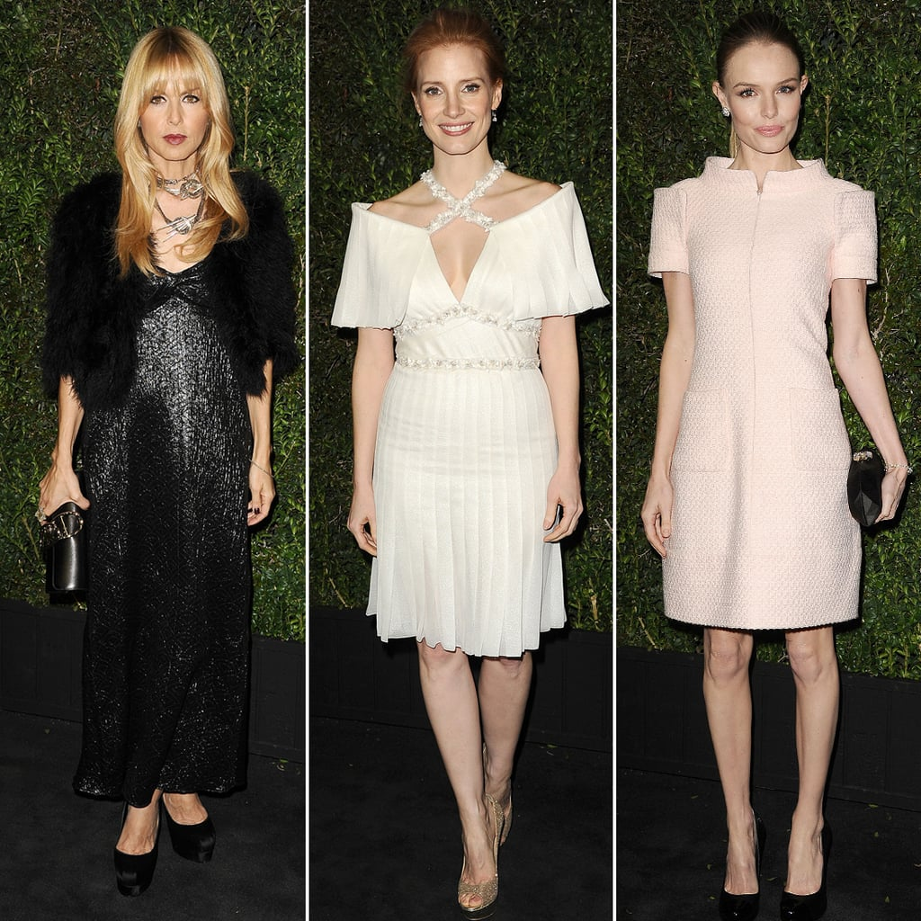 Chanel Pre-Oscars Dinner | Pictures