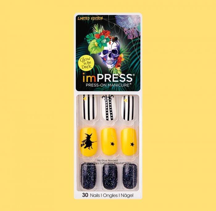 imPRESS Press-on Manicure in Medium -inTeen Witch