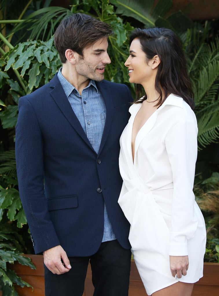 Ashley Iaconetti and Jared Haibon have had us swooning over their adorable friendship ever since they first appeared on Bachelor in Paradise in 2015, and now that they're engaged, our faith in Bachelor love has finally been restored. After confirming their relationship in May, the couple returned to the place where they first met for their romantic proposal. According to People, Jared got down on one knee in Mexico for the upcoming fifth season of Bachelor in Paradise. Between their PDA-filled Instagram moments and their fun red carpet appearances, it's easy to see these two are meant for each other.        Related:                                                                                                           17 Couples From Bachelor Nation That Are Still Together