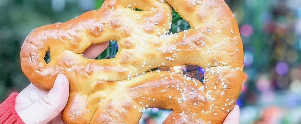 Here's Where You Can Find the Simba Pretzel at Disney World