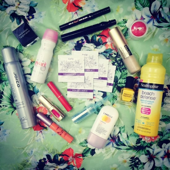 Travel-Size Beauty Products For Summer