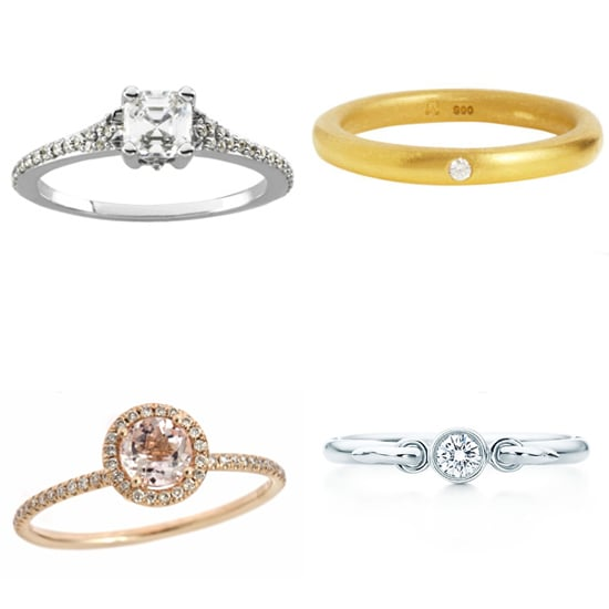10 Gorgeous Engagement Rings Under $1000