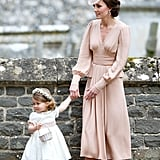 Kate Middleton's Dress at Meghan's Wedding