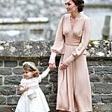 Kate Middleton's Dress at Meghan's Wedding