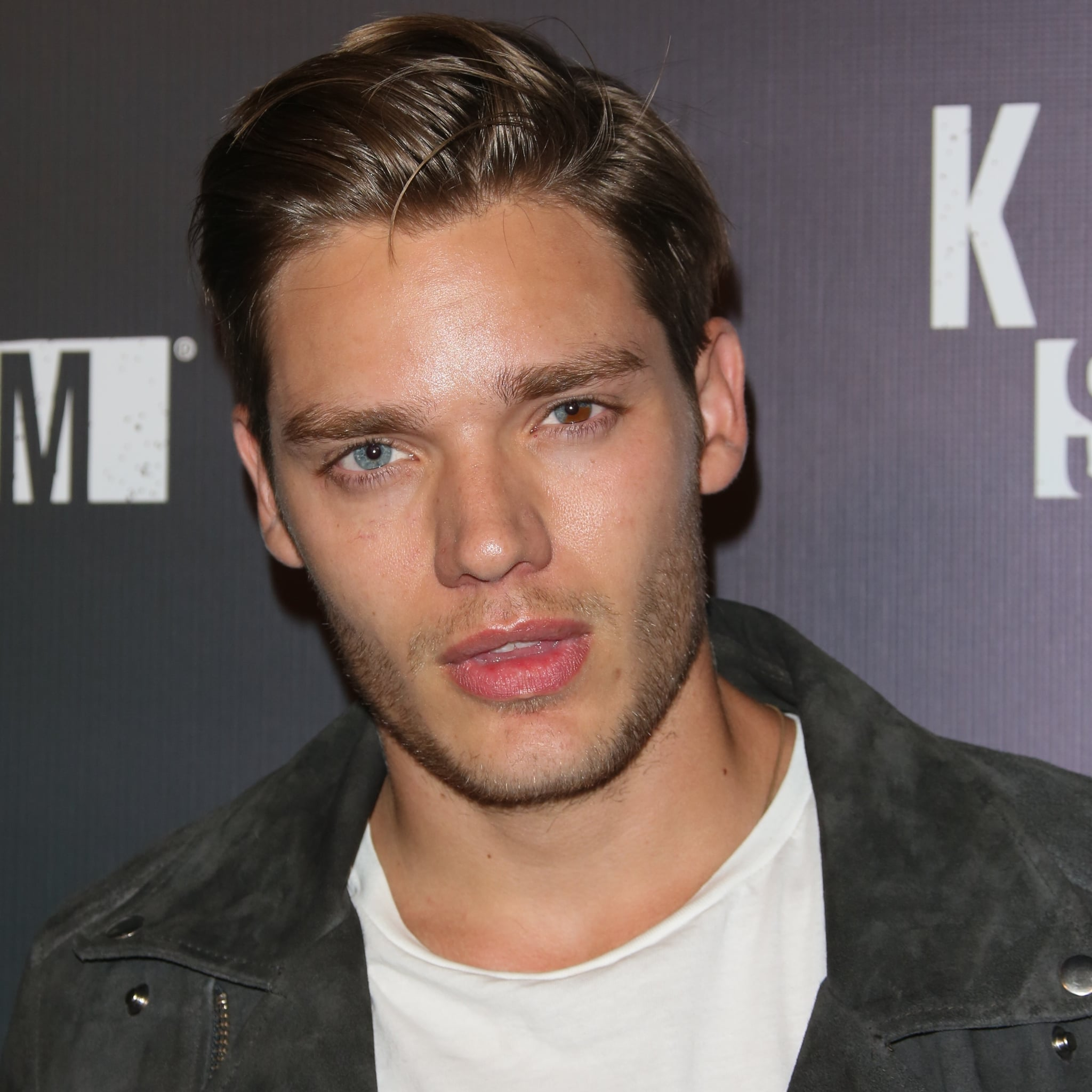 Dominic Sherwood today 95