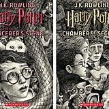 J.K. Rowling's Harry Potter Series