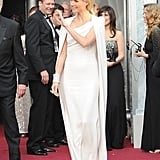 Gwyneth Paltrow at the Oscars 2012.