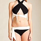 Lisa Marie Fernandez Crepe Jessica Bikini