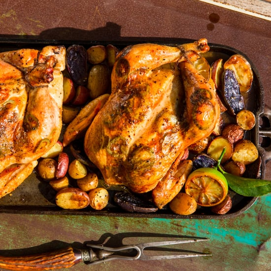 Jalapeno Roasted Chicken Recipe