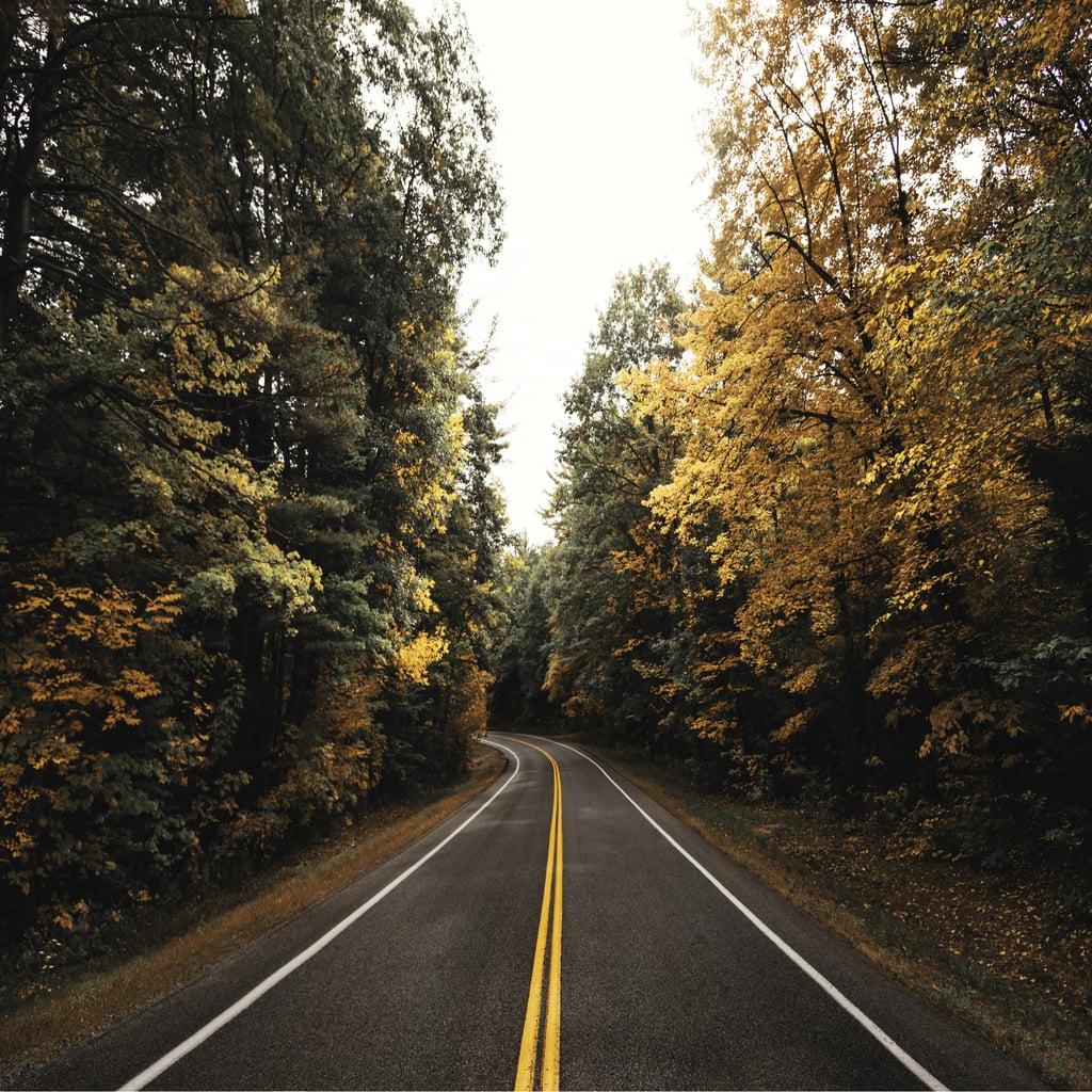 Long Scenic Drives
