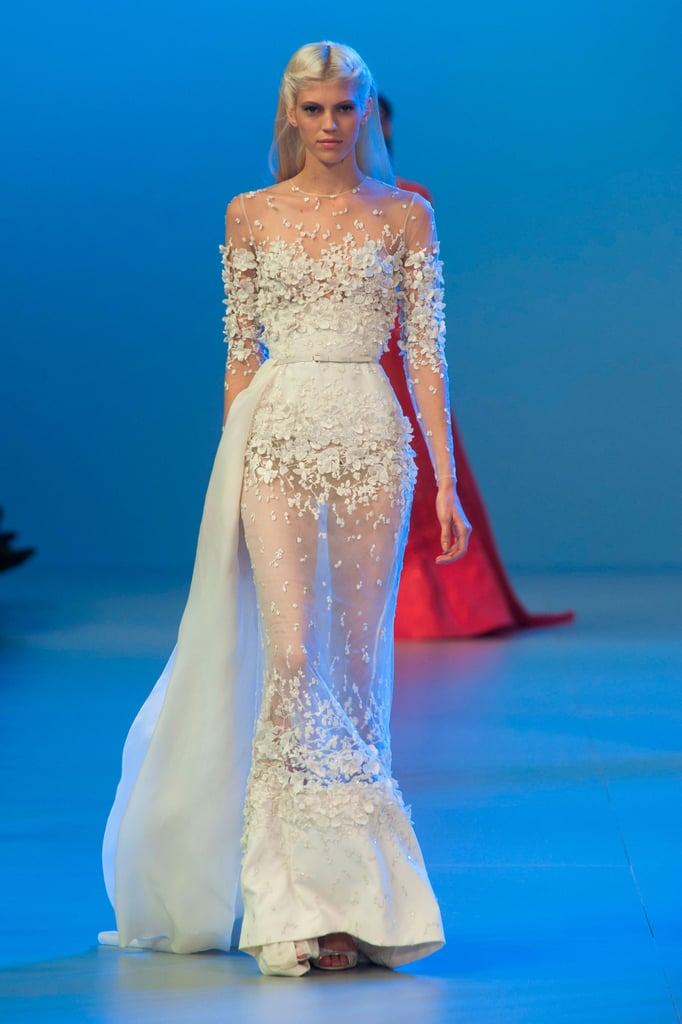 2014 Spring Summer Teen Fashion Trends: Elie Saab Haute Couture Spring 2014