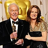 Christopher Plummer and Melissa Leo