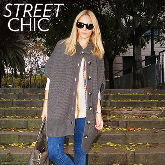 Learn How to Layer with Pictures of The Best Street Style: Perfect Transseasonal Ensembles to Inspire!